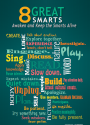 8 Great Smarts Poster